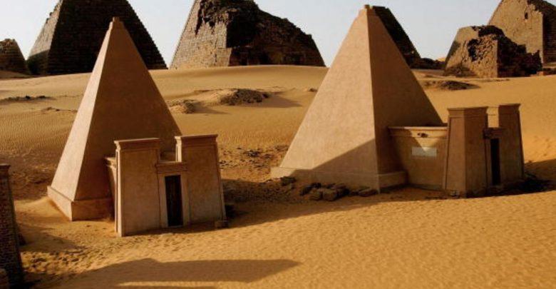 اهرامات السودان