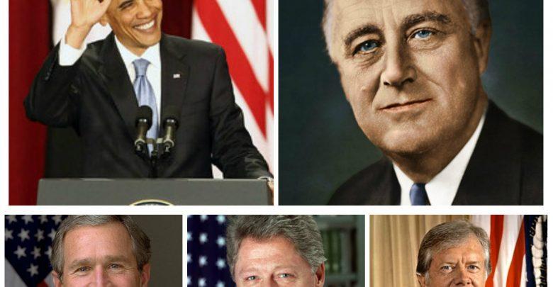 رواتب رؤساء أمريكا السابقين 0