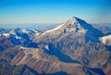 اشهر جبال كل قارة من قارات العالم