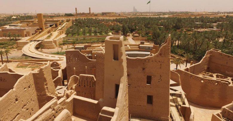 الاثار القديمة في السعودية