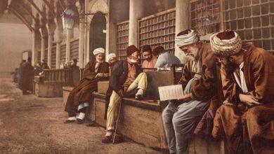 اشهر علماء العصر العباسي
