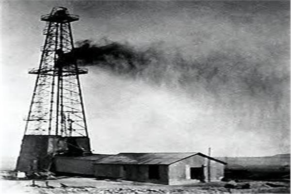 اكتشاف البترول