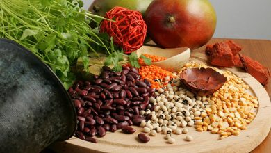 الاطعمة الغنية بحمض الفوليك