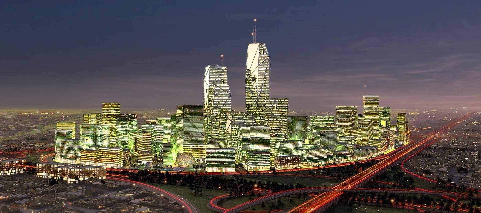برج مركز الملك عبد الله المالي