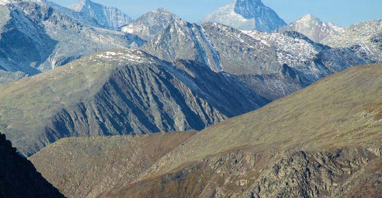 جبال الاورال