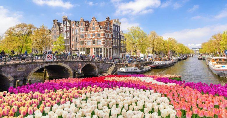 خريطة هولندا ويكيات