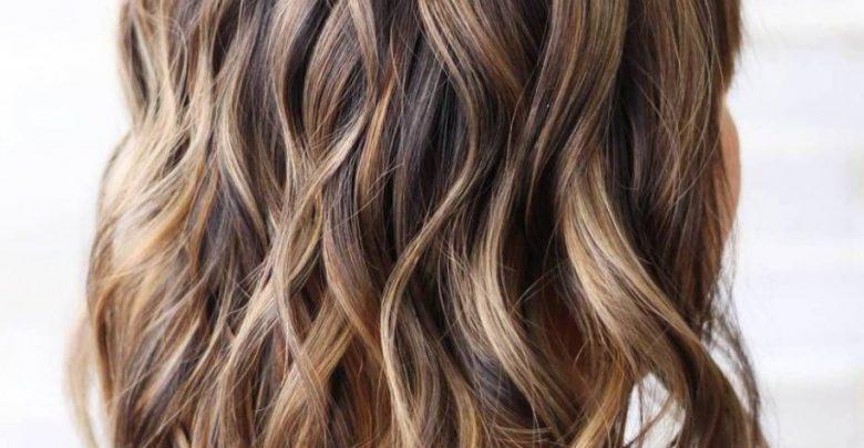 صبغ الشعر بعد البروتين