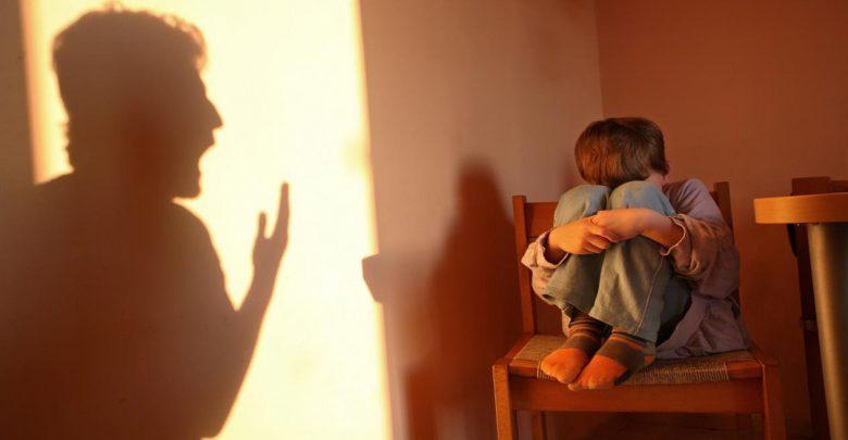 عقاب الطفل العدواني