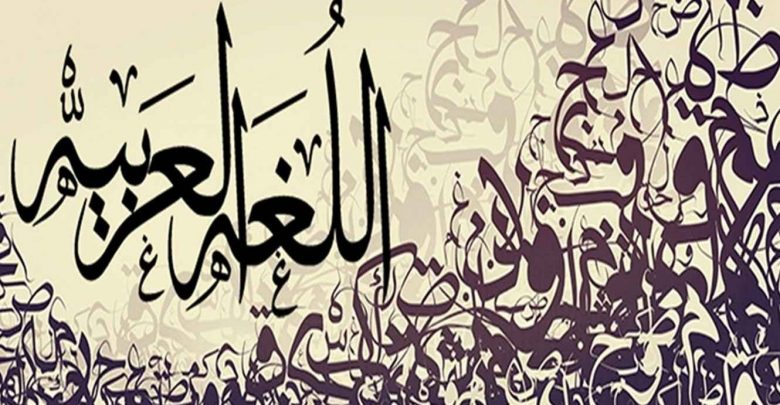 نشأة اللغة العربية