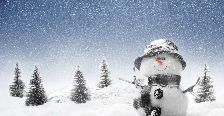 وصف فصل الشتاء
