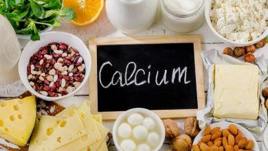 مصادر الكالسيوم للاطفال