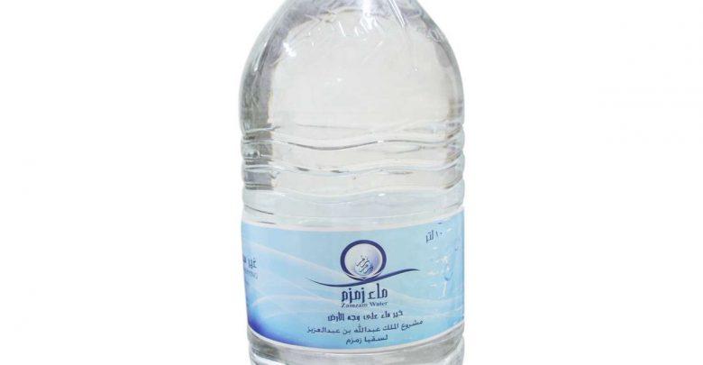 فوائد ماء زمزم ويكيات