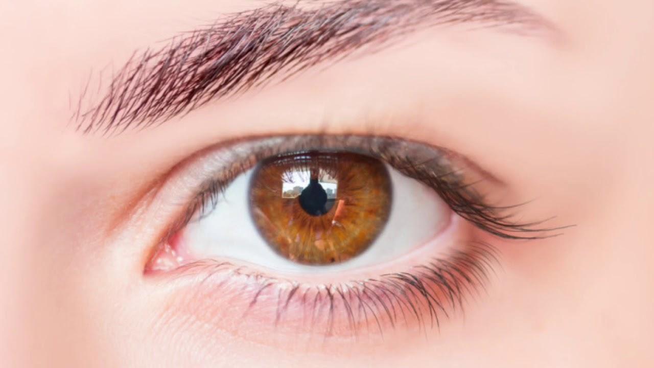 تغيير لون العين الى العسلي 6