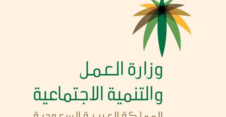 اهداف وزارة العمل السعودية