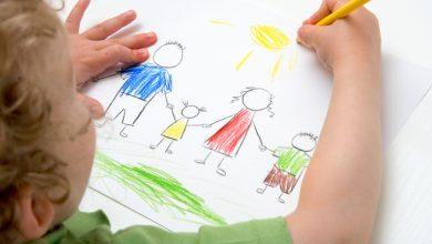 تعلم الرسم للاطفال